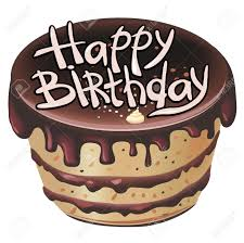 38 886 happy birthday cake stock vector illustration royalty