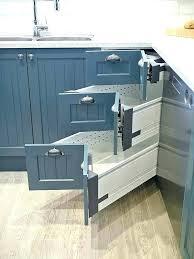 meuble cuisine a tiroir table d angle pour cuisine table d angle de cuisine tiroir angle
