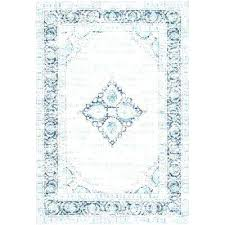 7 X 9 Area Rugs 7a9 Vintage Light Blue 6 Ft 7 In X 9 Ft Area Rug 7 X 9 Rugs Target