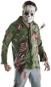 Military Halloween Costumes Kids Deluxe Jason Costume Costume Craze