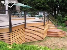 best 25 deck skirting ideas on pinterest front porch deck deck