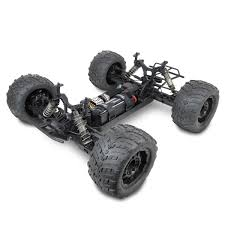 rc monster jam trucks tkr5603 u2013 mt410 1 10th electric 4 4 pro monster truck kit u2013 tekno