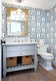 wallpaper for bathroom ideas wallpaper for small bathrooms medium size of bathroom wallpaper