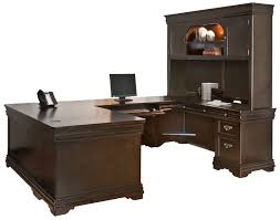 U Shape Desk Buy Beaumont U Shaped Desk By Martin From Www Mmfurniture Sku