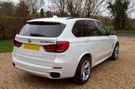 Bmw X5 50d M - my new x5 m50d f15 n57 mineral white