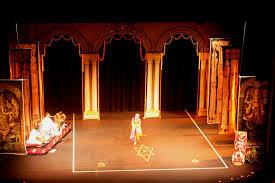 arangetram decoration stage decor concert stage decor backdrops