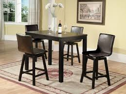 kitchen black dining table narrow bookcases for small spaces