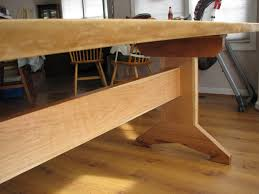 Cherry Dining Table Live Edge Cherry Dining Table
