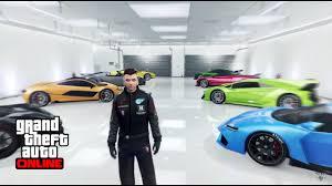 50 vehicle collection 5 garage tour gta online youtube 50 vehicle collection 5 garage tour gta online