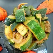 cuisine courgettes courgettes aux épices 5 parfums la recette facile par toqués 2 cuisine