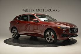 maserati red 2017 2017 maserati levante stock w342 for sale near greenwich ct
