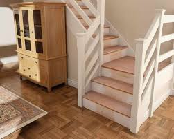 Wood Stair Banisters Planning The Wood Stair Railing For Your House And Deck