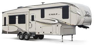 eagle fifth wheel floor plans 2018 eagle fifth wheel floorplans prices jayco inc