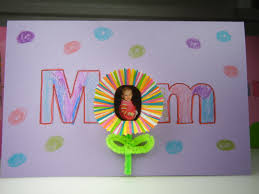 Homemade Mothers Day Cards by Simple Mothers Day Crafts Phpearth