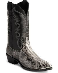laredo snake print cowboy boots country outfitter
