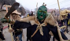 the pagan rituals of eastern europe