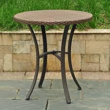 Patio Bistro Table by Patio Tables