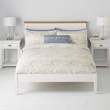 King Size Duvet Covers John Lewis Buy John Lewis Nordic Houses Duvet Cover And Pillowcase Set Pale