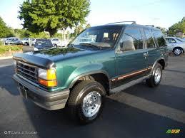 1994 ford explorer xlt 1994 emerald green metallic ford explorer sport 4x4 28723823