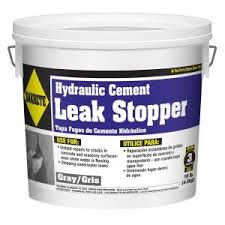 Concrete Planters Home Depot by Quikrete 20 Lb Hydraulic Water Stop Cement 112620 The Home Depot