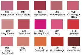 Lipstick Makeover Hi Matte jual makeover ultra hi matte lipstick 01 sd 17 nirwana kendalsari