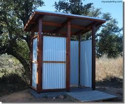 Building A Bathroom Shower Outdoor Shower Stalls Outdoor Bathroom Shower Designs