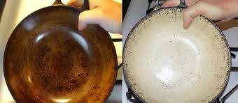 best method for cleaning le creuset enamel cookware