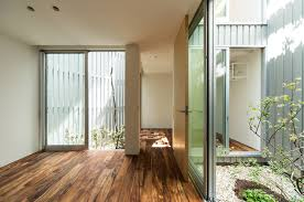 serene house in otori by arbol design