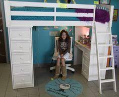 Homemade Loft Bed I Build This Dream Study Loft Bed Loftmonkeycleveland Gmail Com