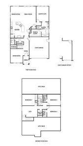 viceroy floor plans the wonderful 2 story mackenzie plan by lennarhouston features