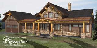 6 new log home and timber frame floor plans streamline design 6 new log home and timber frame floor plans