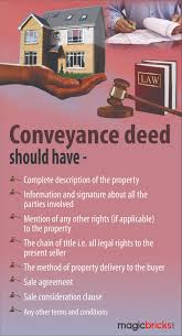 conveyance deed your complete guide
