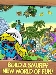 smurfs u0027 village app store