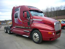 kenworth tractor for sale 1997 kenworth t2000 tandem axle sleeper cab tractor for sale by