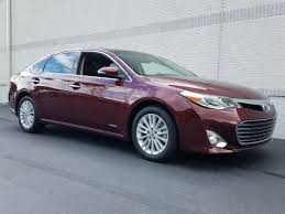 2014 toyota avalon xle touring hybrid pre owned 2014 toyota avalon hybrid xle touring sedan in newnan
