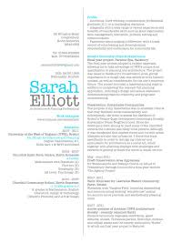 cv by sarah elliott via behance gotta make it pinterest