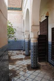 Moroccan Riad Floor Plan Find Buy And Renovate A Riad In Marrakech The Builders Guide