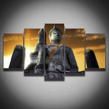 Cheap Decor For Home Online Get Cheap Buddha Wall Art Sticker Aliexpress Com Alibaba