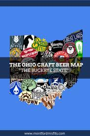 Michigan Brewery Map by 14 Best Craft Beer Maps Images On Pinterest Craft Beer South