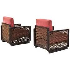 Contemporary Lounge Chairs Targa Lounge Chair Contemporary Lounge Chair With Woven Cane Edge