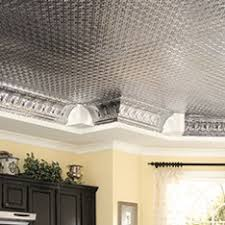 Metal Ceiling Tiles by Shop Ceilings At Lowes Com