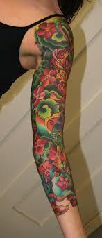 sleeve flower sleeve sleeve