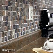 how to put up kitchen backsplash install kitchen backsplash glass tiles back installing tile