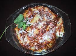 cuisine brousse cannelloni à la brousse et aux épinards pour 2 personnes