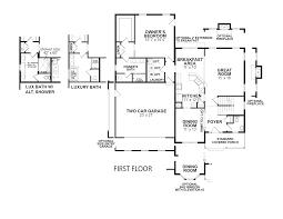 fairmont home model u0026 floor plans manor house builders