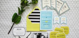 wedding invitation etiquette for the singapore couple