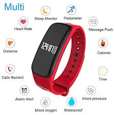 iphone sleep monitor bracelet images Wearpai fitness tracker watch bluetooth smart band jpg