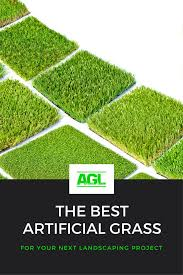 best artificial grass for your next landscaping project
