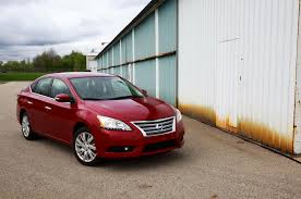 red nissan sentra 2014 nissan sentra around the block