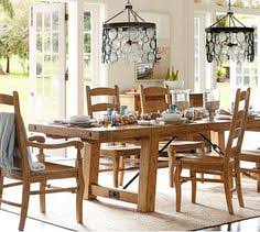 Pottery Barn Dining Room Lighting by Enya Seaglass Chandelier Bronze Chandeliers Lighting Ideas And